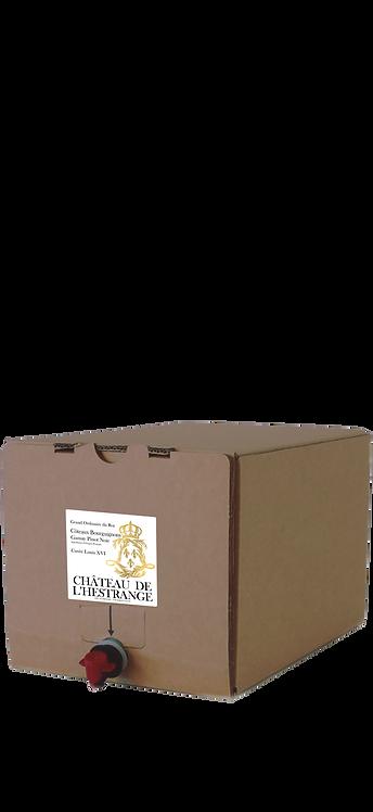 Wine Box / Coteaux Bourguignons Gamay Pinot Noir 2016 / Cuvée Louis XVI