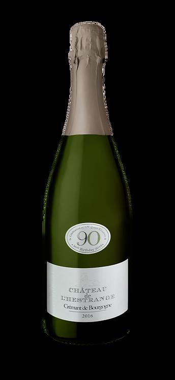 Crémant de Bourgogne Blancs de Blancs 2016 / Cuvée Elizabeth II (x6)