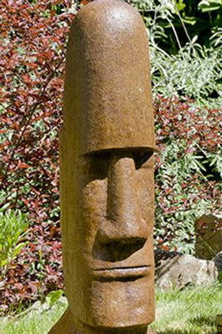 Tiki Head- Easter Island Large