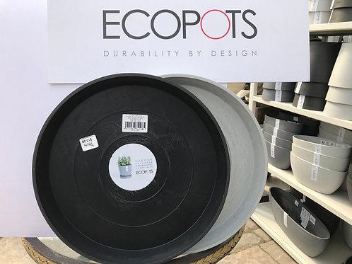 Ecopots 40cm Round Saucer