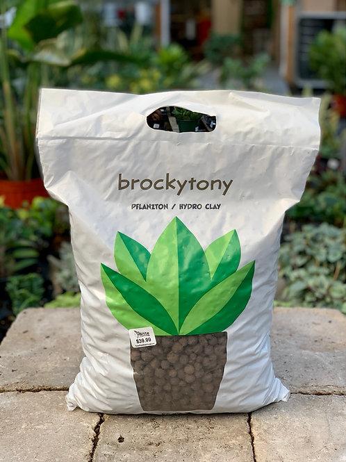 Brockytony Clay Pebbles, 10L Bag