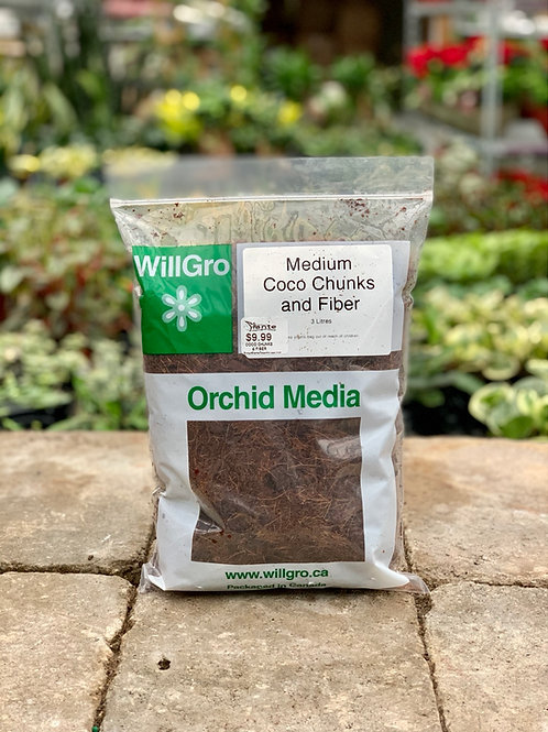 Medium Coco Chunks and Fiber, 3L