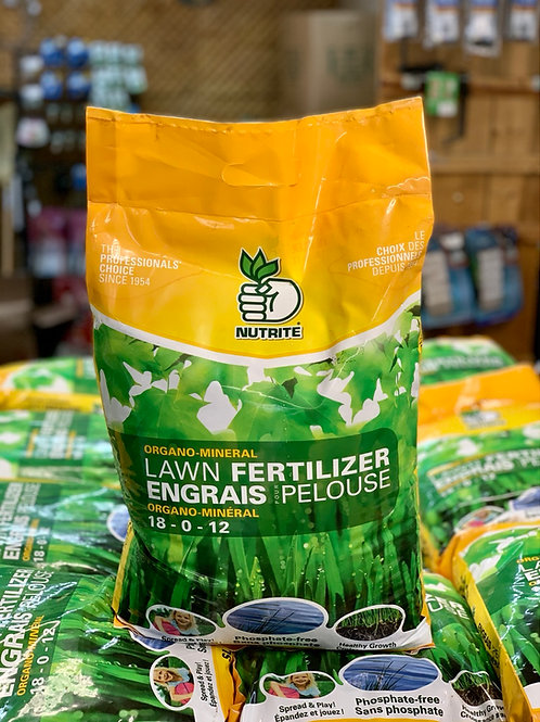 Nutrite Summer Lawn Fertilizer