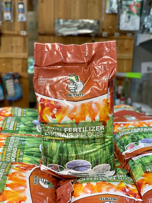 Nutrite Fall Lawn Fertilizer