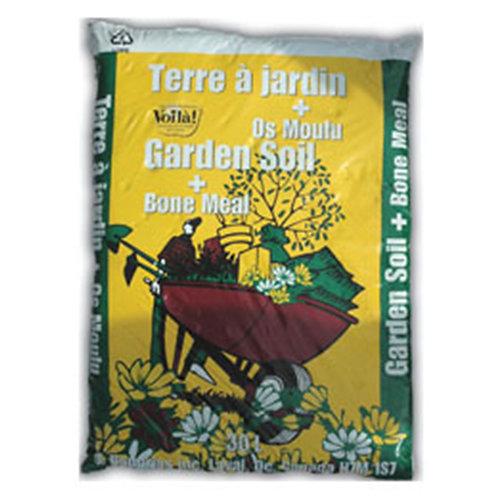Garden Soil + Bone Meal (Topsoil), 30L