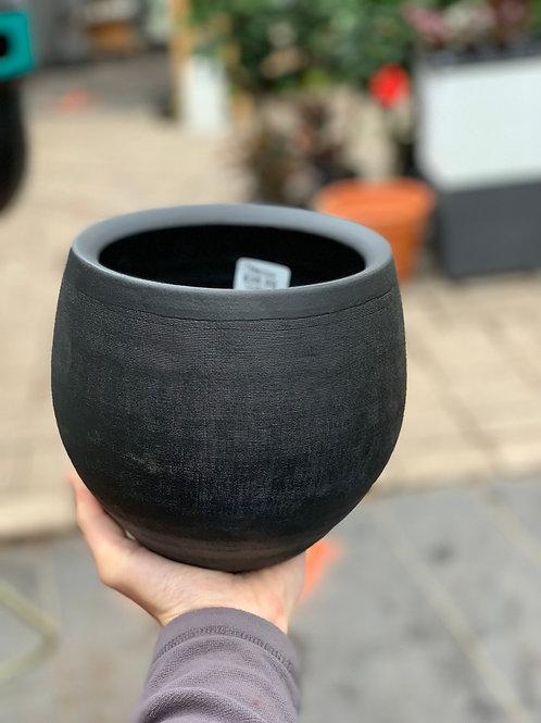 "7"" Douro Black Pot"