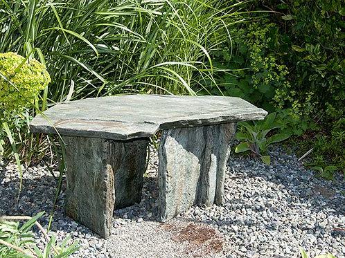 Pennsylvania Slate Bench
