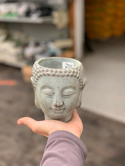 "4"" Small Buddha Head"