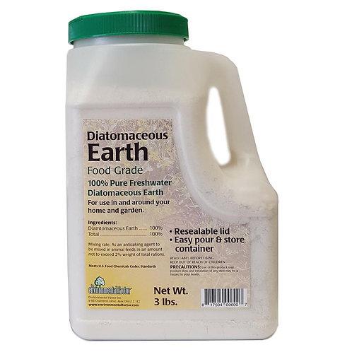 EFI 100-Percent Fresh Water Diatomaceous Earth Shak