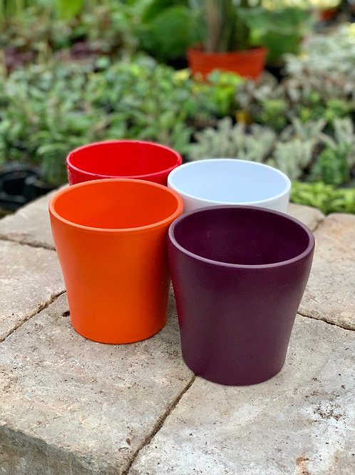 "5"" Anna Ceramic Pots"