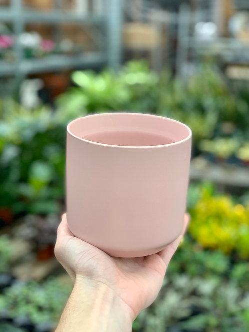 """4.5"""" Kendall Pink Ceramic Pot"""