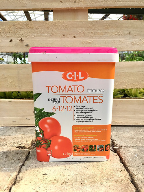 CIL Tomato & Vegetable Fertilizer, 1.7kg