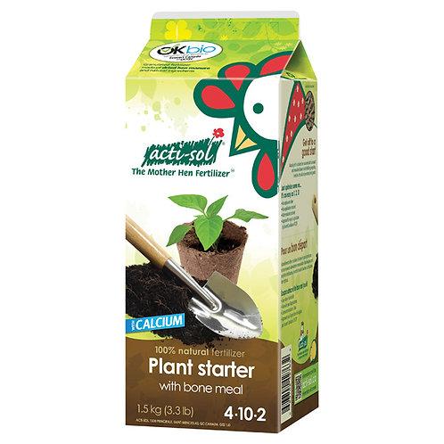 Acti-Sol Natural Plant Starter, 1.5kg