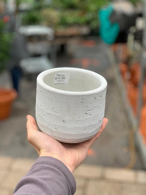 """4"""" Short Hera Pot"""