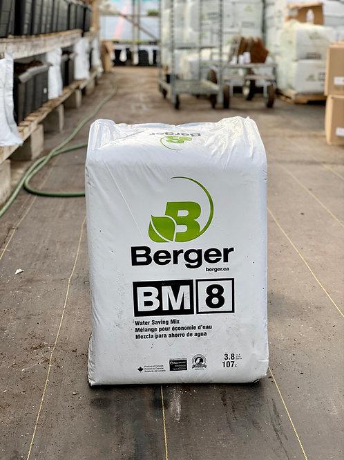 Berger BM8 Mix, 107L