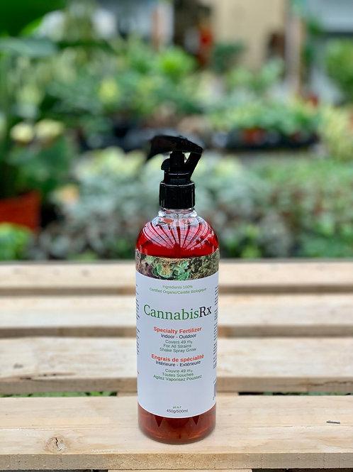 CannabisRX Fertilizer Spray