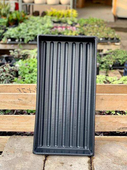 Black Growing Tray (No Holes)