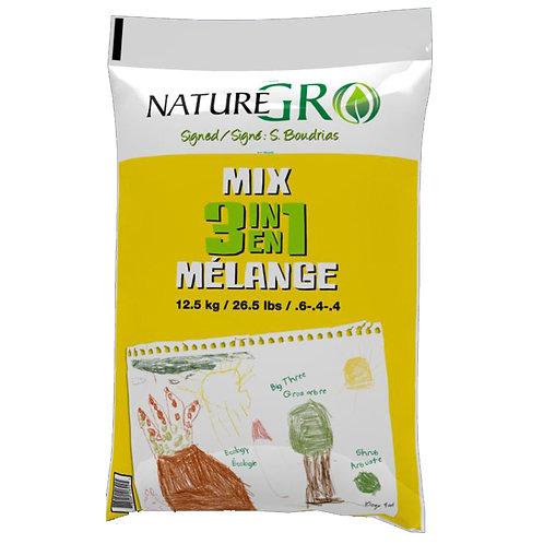 3-in-1 Triple Mix Soil, 28L