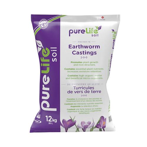Earthworm Castings, 5L