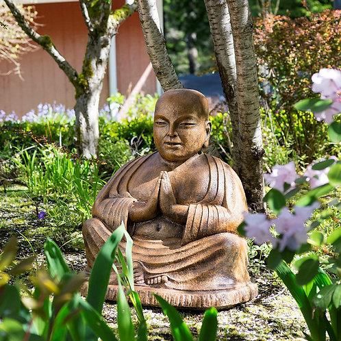 Namaste Temple Buddha