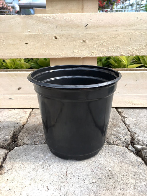 """5"""" Plastic Grower's Pot"""
