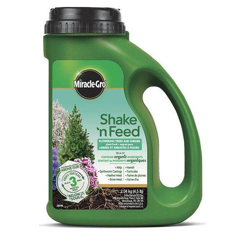 Miracle-Gro® Shake 'N Feed® Flowering Trees & Shrubs Plant Food 18-6-12