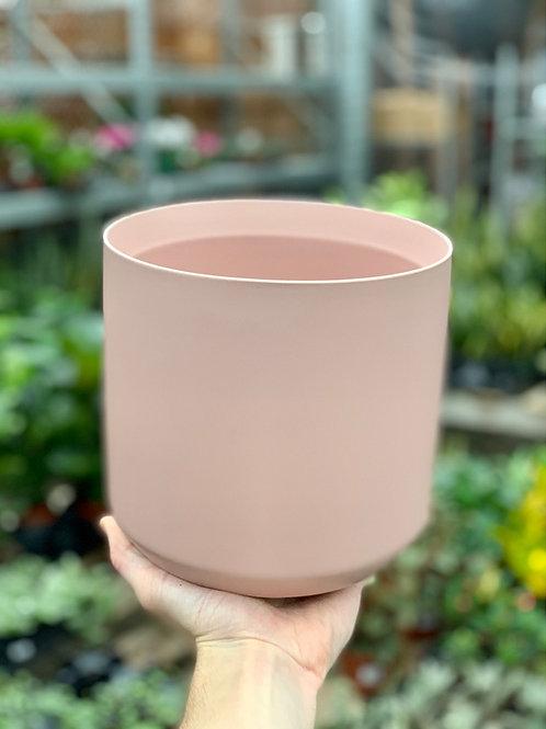 """6.5"""" Kendall Pink Ceramic Pot"""