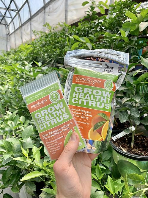 GrowScripts Citrus Fertilizer