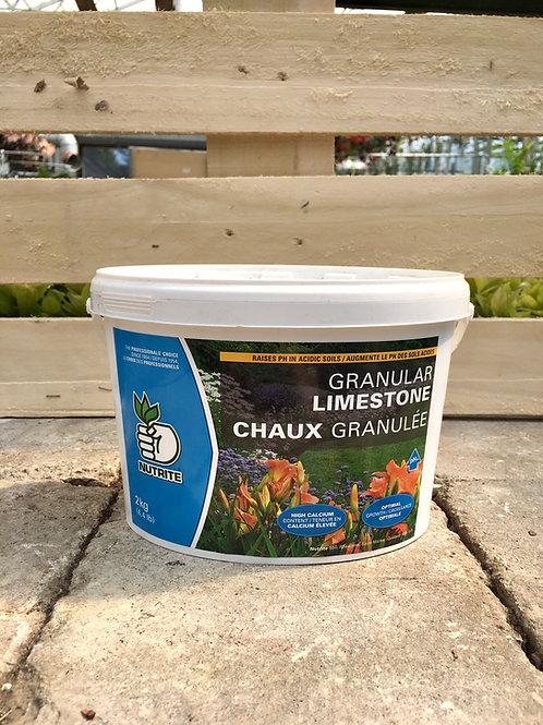 Granular Limestone, 2 Kg Tub