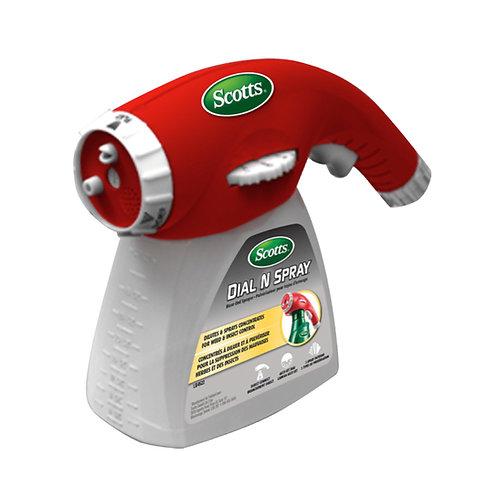 Scotts® Dial N Spray® Hose-End Applicator
