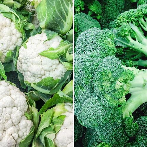 Broccoli & Cauliflower Seeds