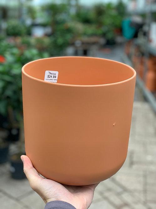 """8"""" Classic Terra-Colour Pot"""