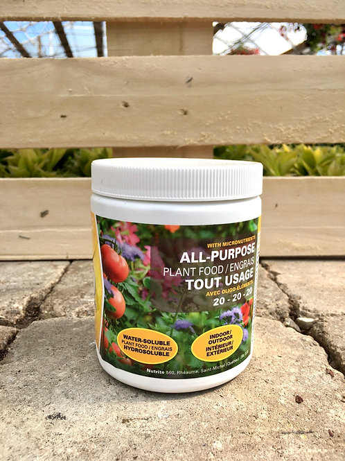 All Purpose Plant Food (20-20-20)