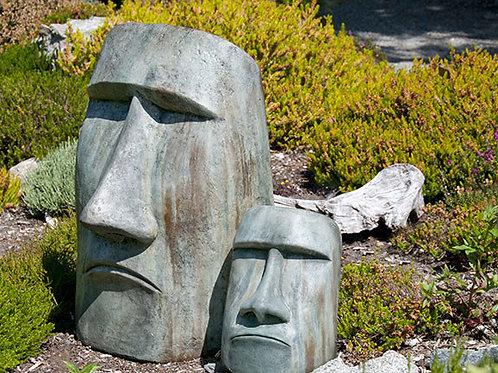 Rapa Nui Face Large