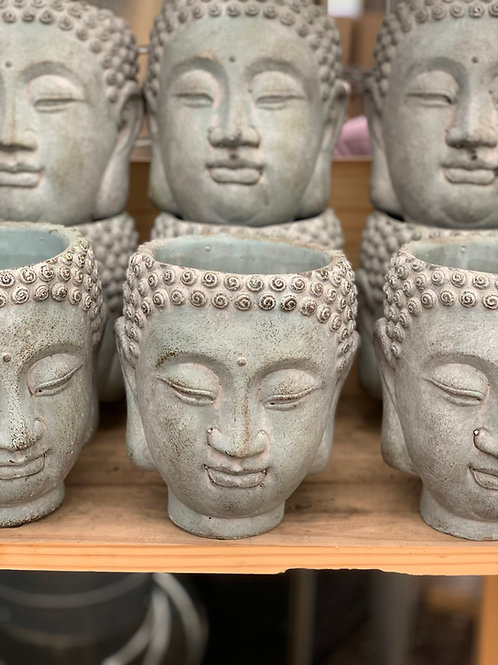 "5"" Large Buddha Head"