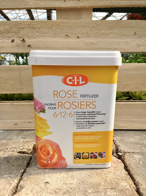 CIL Rose Fertilizer, 1.7kg