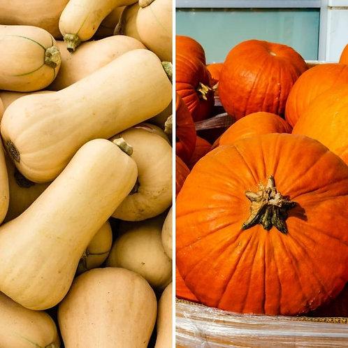 Squash & Pumpkin Seeds