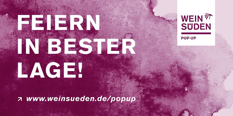 WEINSÜDEN POP-UP | Weinmanufaktur Gengenbach/WG Rammersweier