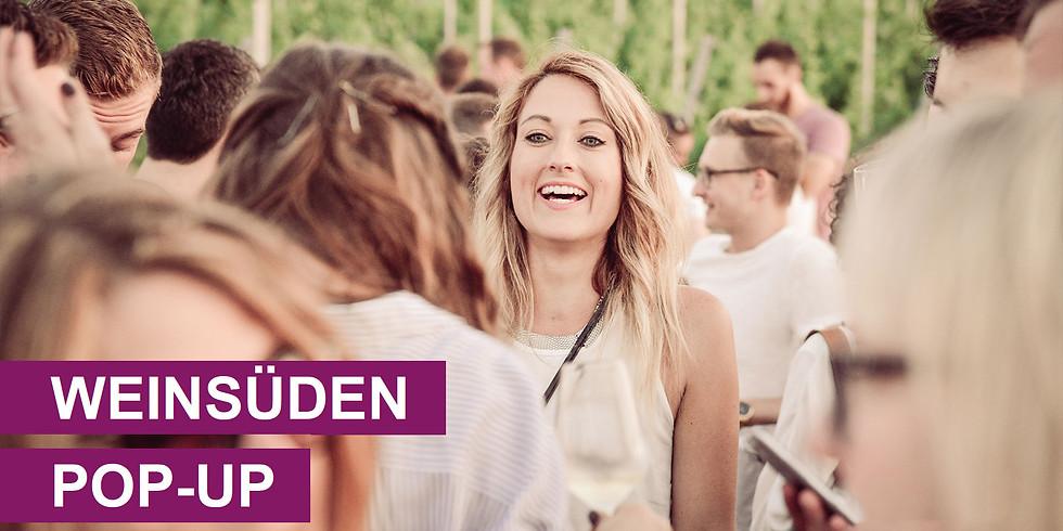 WEINSÜDEN POP-UP | Weingut Weber/Arndt Köbelin Weingut