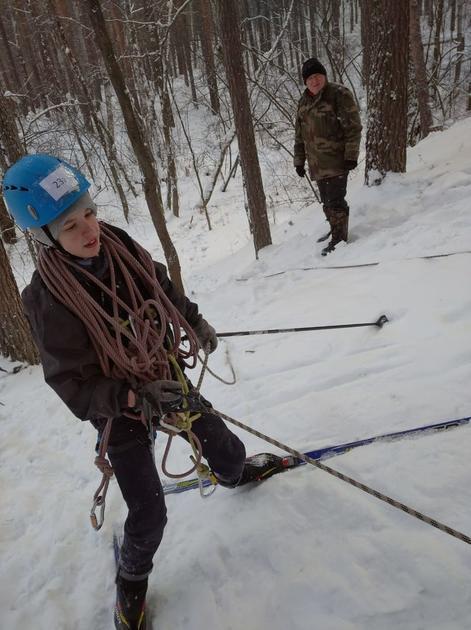 «Межмуниципальный Чемпионат по спортивному туризму»