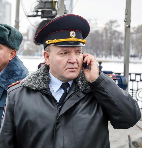 Свердловский главк МВД