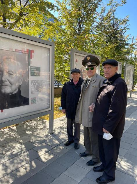 В Екатеринбурге открылась фотовыставка «Герои России, какими их не видел никто»