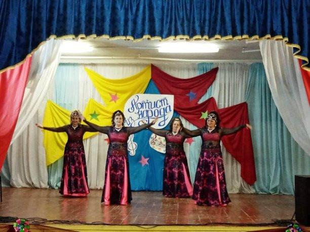 Городской фестиваль «Артист из народа».