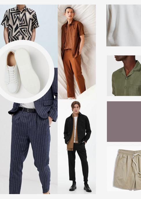 Casual Sophisticated Mens