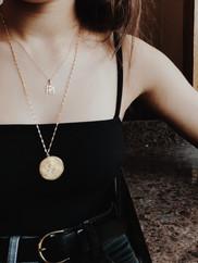 Layering jewelry