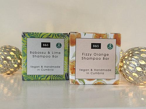 Zing-a-ling: Fruity Shampoo Set