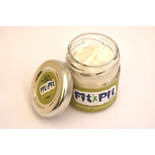 natural deodorant cream for men