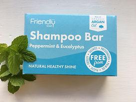 Peppermint natural shampoo bar.JPG