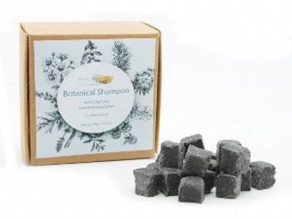 Funky Soap Botanical Shampoo Cubes: Charcoal, Lemon & Eucalyptus