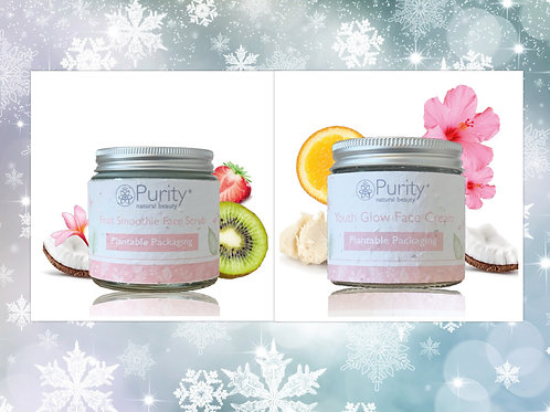 Cleanse & Glow: Purity Duo